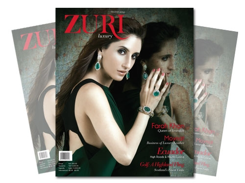 Magazines | Zuri Luxury Magazine