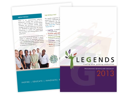 Brochures | Legends